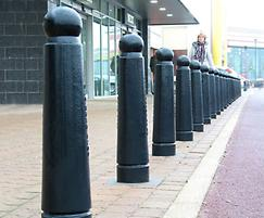GUN503 SC Gunner Security bollards