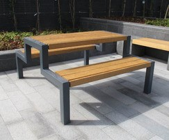 Thetford picnic bench & table (special version)
