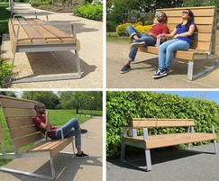 Furnitubes International: Furnitubes launches new Ribbon XL seating range