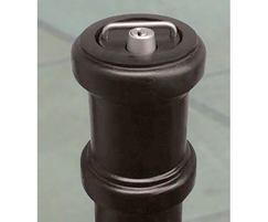 TPB 725 Bury PU telescopic bollard top detail