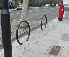 Omega Steel Cycle Stands