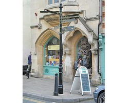 Westminster Fingerpost, FFL2 Lancer Finial