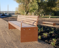 Elements Seat and Bench