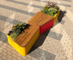 Furnitubes International: New Uniun® range of seating and planters launched