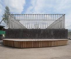 Bespoke  timber platforms