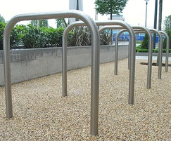 Sheffield Satin Polished Stainless Steel Cycle
