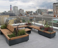 Furnitubes International: The rise of roof gardens