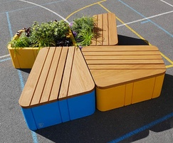 Furnitubes International: Improving outdoor education spaces