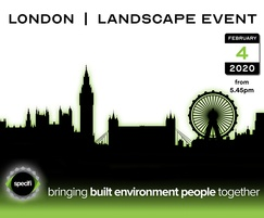 Furnitubes International: Come and see us at SPECIFI Landscape - London