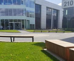 Bespoke seating for Winnersh Triangle