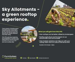 Sky Allotments - a green rooftop experience
