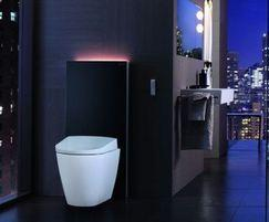 Geberit AquaClean Sela floor-standing shower toilet