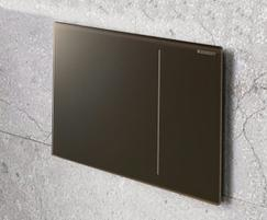 geberit sigma70 glass flush plate dual flush geberit. Black Bedroom Furniture Sets. Home Design Ideas