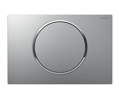 Geberit Sigma10 flush plate, single flush