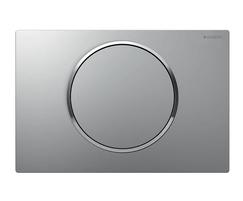 Geberit Sigma10 flush plate, single flush