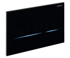 Geberit Sigma80 touchless flush plate