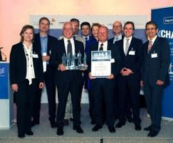 George Fischer Sales: GF wins 2014 Supply Chain Management Award
