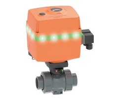 Ball Valve 546 Pro with electric actuator