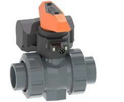 Ball Valve 546 Pro with Spring Return Unit