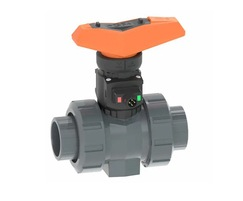 Ball Valve 546 Pro with optional LED position feedback
