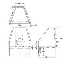 H7C B Headwall dimensions