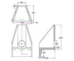 H7C C Headwall dimensions