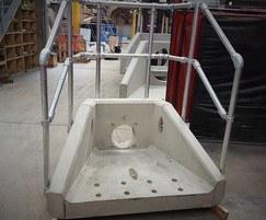 SFA6 precast concrete headwall
