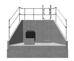 SFA Headwall