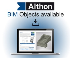 Althon: BIM objects for headwalls now available from Althon