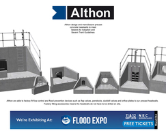 Althon: Althon exhibiting at the Flood Expo 2019