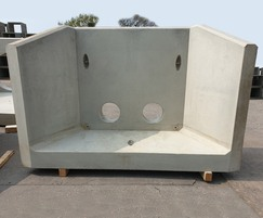 N range of precast concrete headwalls from Althon