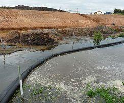 Greenfix Soil Stabilisation & Erosion Control: Silt Curtain
