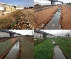 Greenfix Soil Stabilisation & Erosion Control: Four steps to better embankments