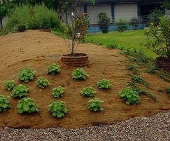 Greenfix Soil Stabilisation & Erosion Control: Mulchmats - The environmentally friendly option