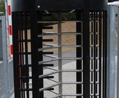 Pedestrian turnstile