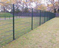 EuroGuard fencing at BMX track