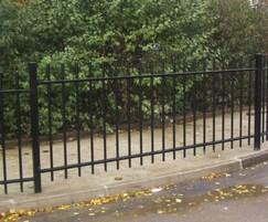 Barbican Imperial® residential railings