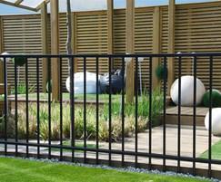 Sentry residential railings