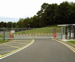 Sentry® sliding gate