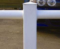 Car Bar parking barrier