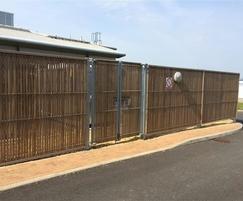 EuroGuard Combi fencing panels