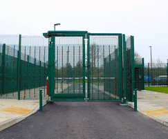 Bi Folding Speed Gate