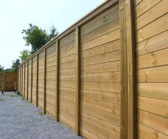 12k Envirofence Acoustic Barrier