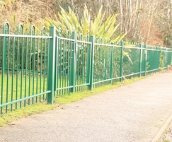 Anti Trap Bow Top Fencing