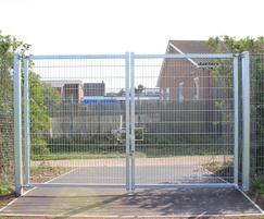 Euroguard Regular Double-Leaf Gate