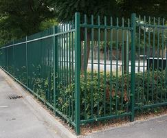 Barbican Fencing Security