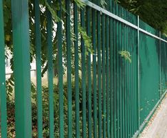 Barbican Security Fencing