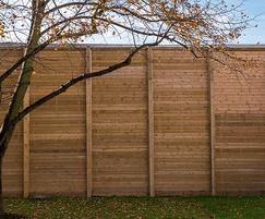 Jakoustic® Reflective - Acoustic Fencing