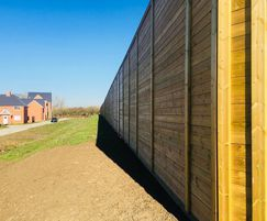 Jacksons Fencing: CE marked commercial and highway acoustic barriers