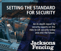 Jacksons Fencing: Moving physical security design up the agenda